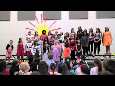 Franklin towne charter school spring concert 2013 part 1