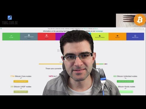 SegWit2x Update. Wann (Block 494