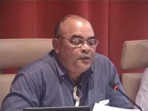 Jean-Claude Mahoune - Les Seychelles (Journaliste)