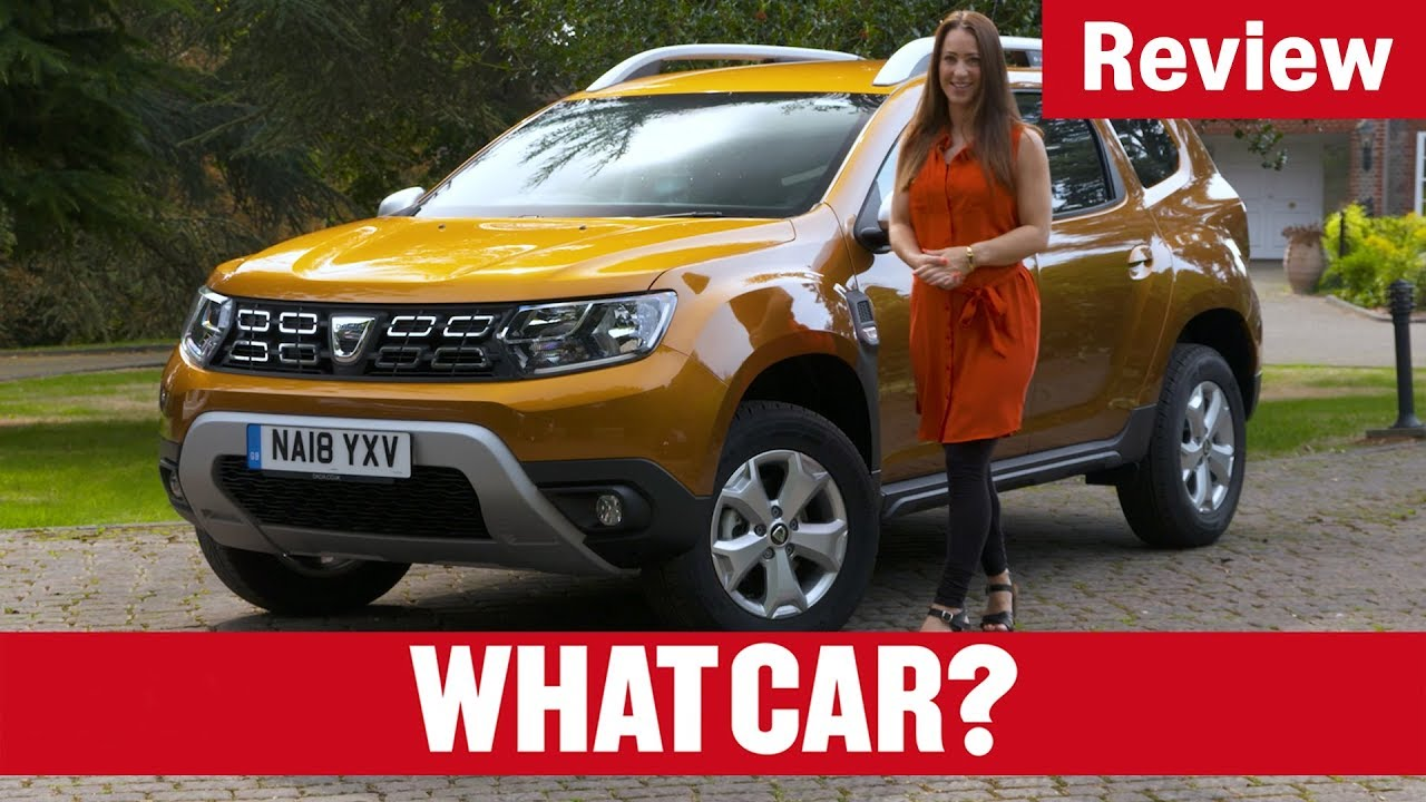 2019 Dacia Duster Suv Review The Best Family Suv For A Tight