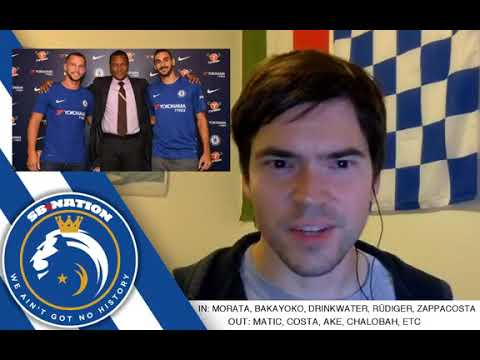 Chelsea 2017 summer transfer window review
