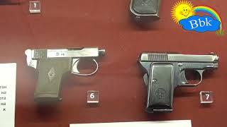 Пистолеты, оружие  времён Первой мировой войны. Как это посмотреть? Очень интересно.