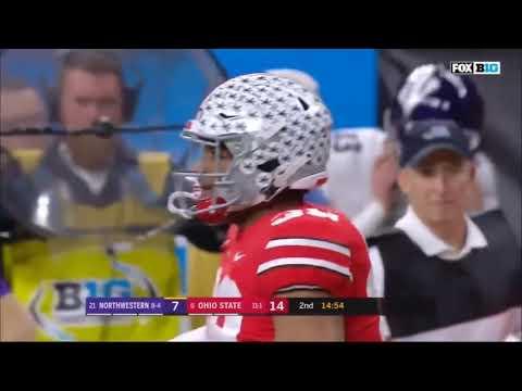 2018   Big 10 Championship   Northwestern Wildcats Vs Ohio State Buckeyes In 40 Minutes