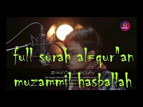 surah-al-kahfi,-surah-yasin,-ar-rahman-&-al-mulk-full-merdu!!-muzammil-hasballah