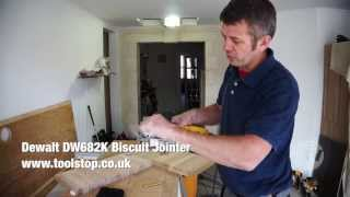 Dewalt Dw682k Biscuit Jointer - A Toolstop User Guide