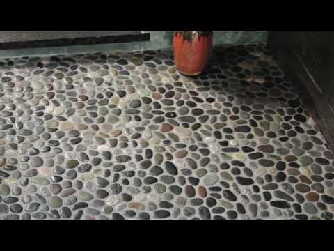 island stone pebble
