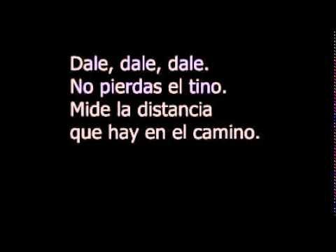 Dale, dale, dale   Canción para romper la piñata