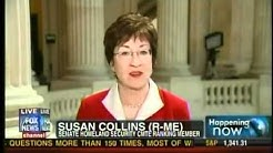 Senator Collins Discusses GAO Report on Port Credentials on FOX