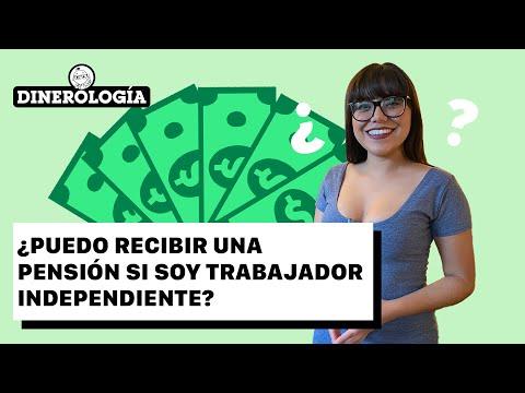 ¿Puedo recibir pensión si soy freelancer?