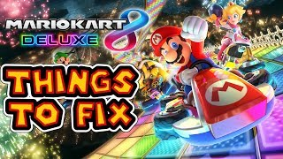 Mario Kart 8 Deluxe - What Still Needs To Be Fixed