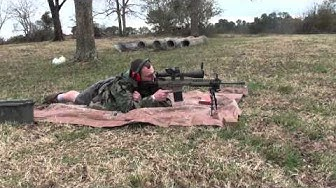 LWRC R.E.P.R. Rifle in 7.62x51mm NATO Rapid Engagement Precision Rifle