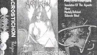 Acrostichon - Prologue [Full Demo] YouTube Videos