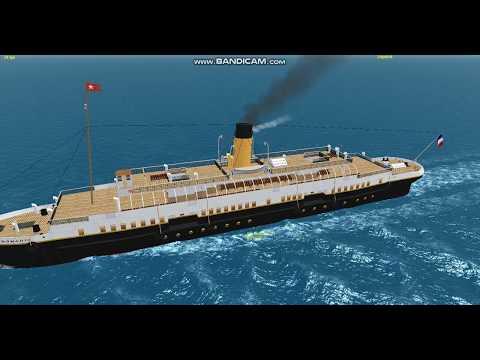 SS Nomadic new Interior