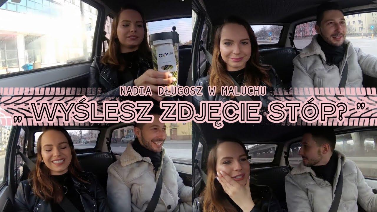 Nadia Długosz (BEKSY) w Maluchu – odcinek #139 – [Duży w Maluchu]