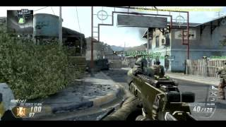 Call of Duty Black Ops 2 DOMINATION STANDOFF Multiplayer BO2 gameplay Inspired by theRadBrad