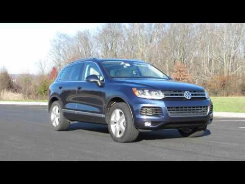 Volkswagen Touareg TDI Dieselgate Review