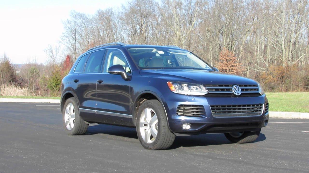 Volkswagen Touareg Tdi Selgate Review