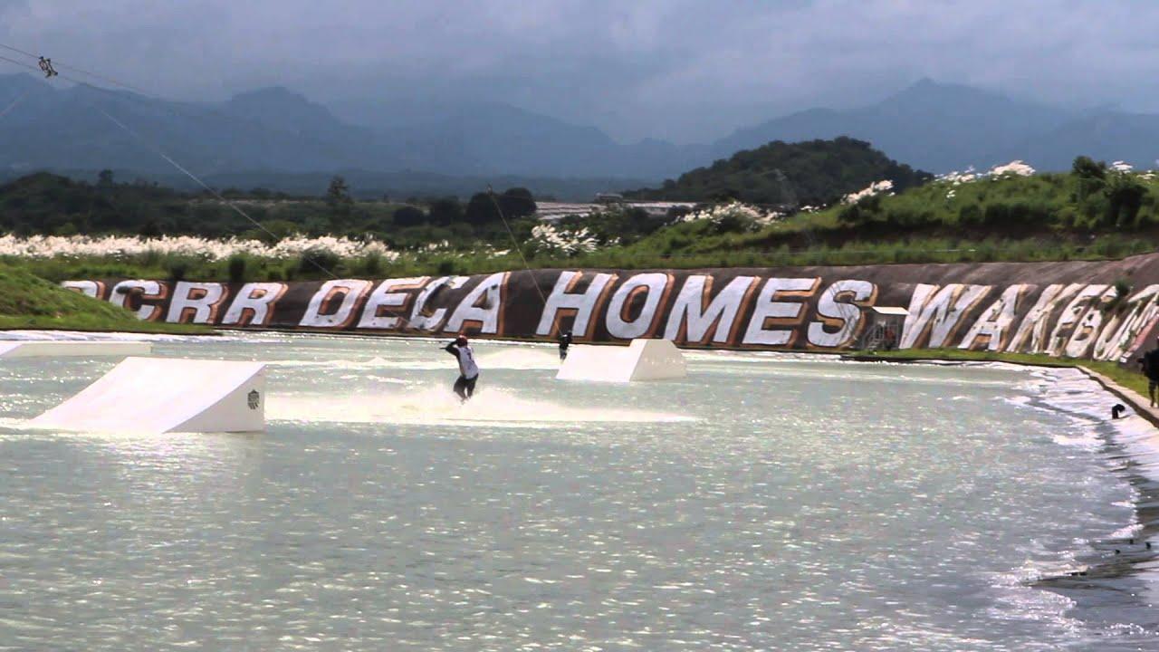Deca Wake Park Clark Pampanga Philippines Youtube