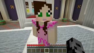 PopularMMOs MINECRAFT ~ SUPER HOLE IN THE WALL ~ JUMP IN THE HOLE! Mini~Game