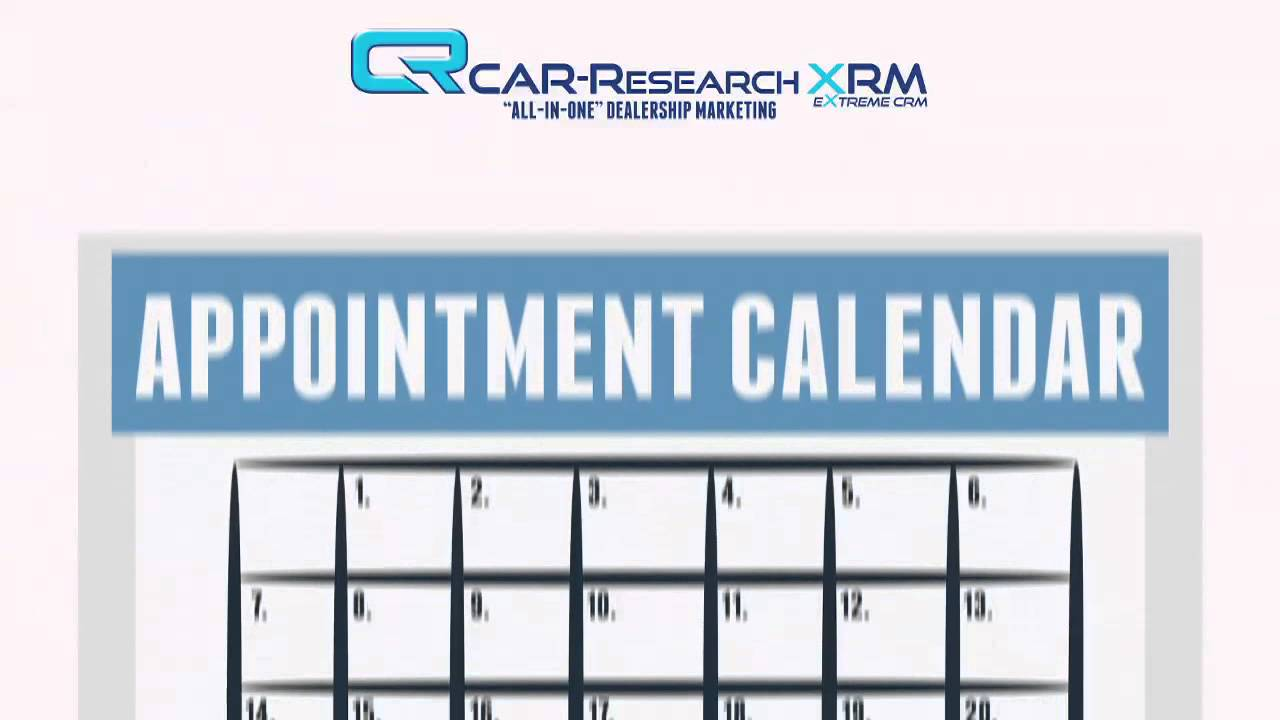 Car Research Xrm >> Car Research Demo