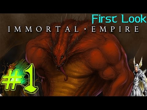First Look - Immortal Empire - Ep. 1 - He Blinkeded!