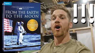 From the Earth to the Moon NOW ON BLURAY (preorder)