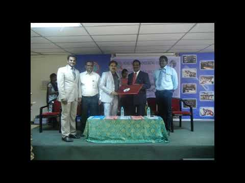 Mailam Engineering College - JK cements Industry sponsor lecture 20th March 2018