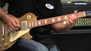 Gibson Les Paul Studio 2013 Electric Guitar Demo - Sweetwater Sound