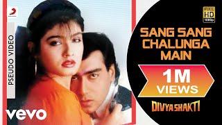 Sang Sang Chalunga Main - Full Song Audio  Divyashakti   Kumar Sanu