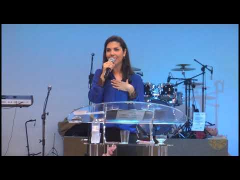 Testemunho Impactante de Daiane Alves | Templo das Nações