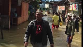 Kompana bantu korban banjir smd Juni 2019