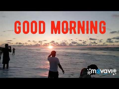Sound of nature..........morning sea sound