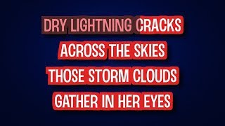 Blown Away - Carrie Underwood | Karaoke LYRICS