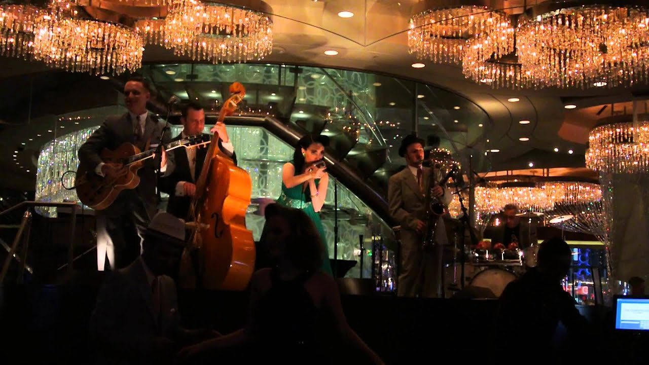Jennifer Keith Quintet at Chandelier Bar at Cosmopolitan Las Vegas