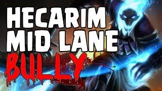 Nightblue3 - HECARIM MID LANE BULLY