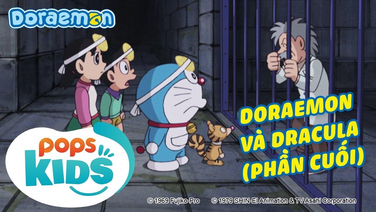 [S6] Doraemon Tập 291 – Doraemon Và Dracula (Phần Cuối) – Hoạt Hình Tiếng Việt
