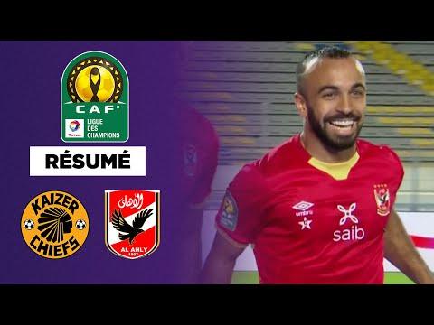 Download Résumé CAF : Al Ahly atomise les Kaizers Chiefs et remporte la Ligue des Champions africaine !