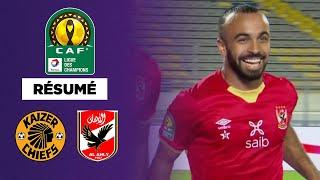 Résumé CAF : Al Ahly atomise les Kaizers Chiefs et remporte la Ligue des Champions africaine !