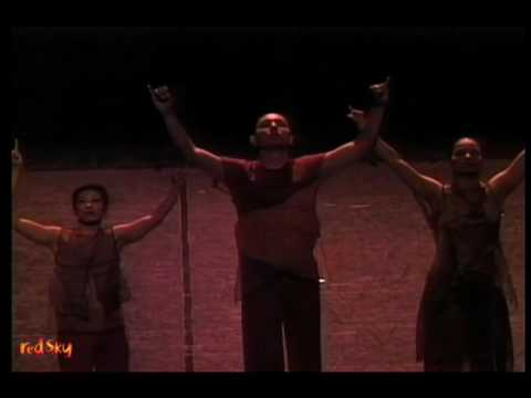 RED SKY PERFORMANCE - DANCING AMERICAS (Stunning Contemporary Indigenous Dance) RS06 thumbnail