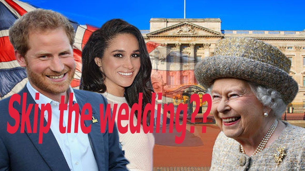 908ddc3265644 The Queen Will Probably Skip One Important Part of the Royal Wedding ...