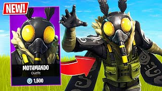FORTNITE - PEAU DE MOTHMANDO! - OPEN LOBBIES - ROAD TO 250 SUBS!