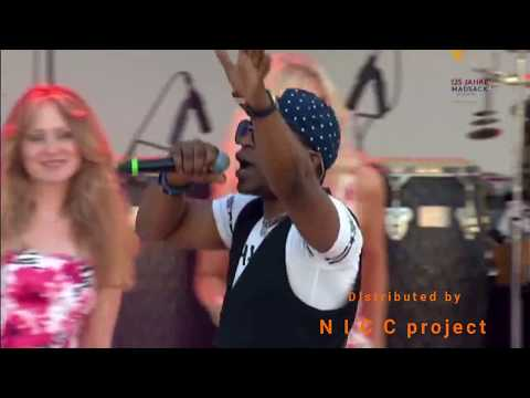CHRISTIAN BAKOTESSA'S MADSACK LIVE CONCERT(Hannover Germany)By N I C C project