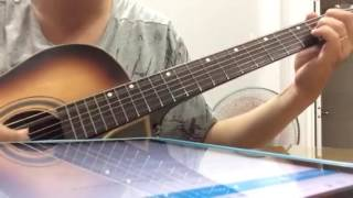 Cô Hàng Xóm - guitar cover