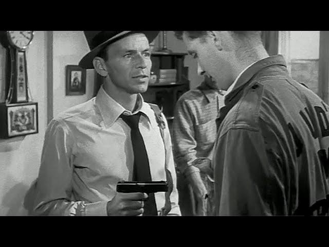 Suddenly (1954) Frank Sinatra   Crime, Drama, Film-Noir