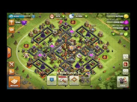 Is this the best TH11 farming base?  Omaha confrustrates attackers
