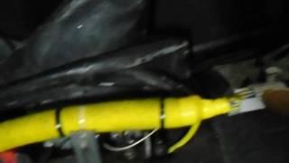 Opel Astra G (Z14XE) - Luz do airbag e piscas deixam de funcionar.