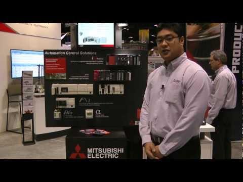 Mitsubishi Electric Control Solutions Demo