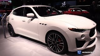 2019 Maserati Levante GTS - Exterior and Interior Walkaround - 2018 LA Auto Show