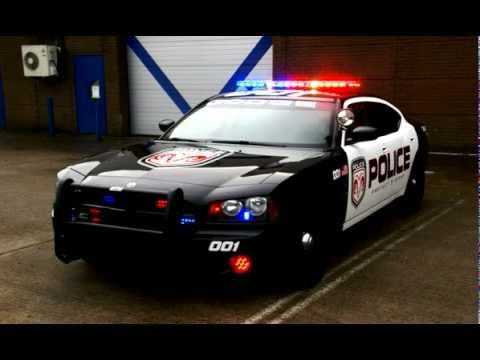Police Siren Mix Sound Effect (Created by me)