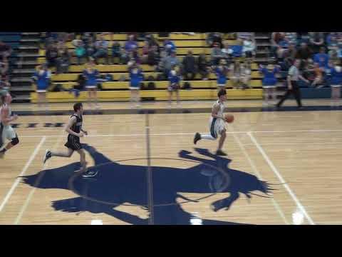 1-10-19 Pima versus The Gregory School boys basketball